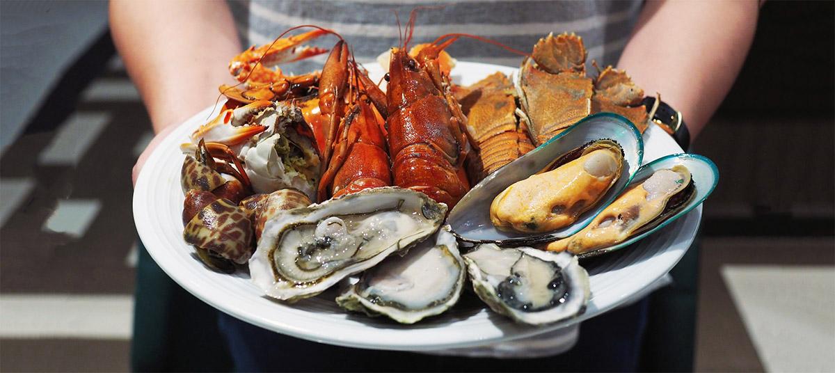 Seafood - доставка морепродуктов, морских деликатесов и рыбы в Обнинске, Москве: Доставка и оплата