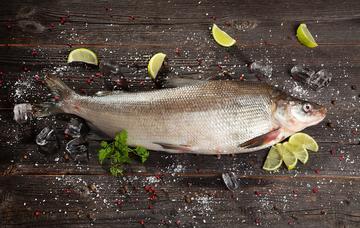 Seafood - доставка морепродуктов, морских деликатесов и рыбы в Обнинске, Москве: Северная рыба