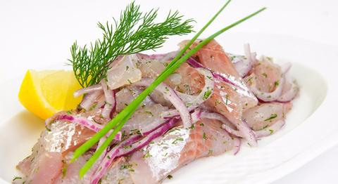 Seafood Обнинск: Рецепт: Сугудай
