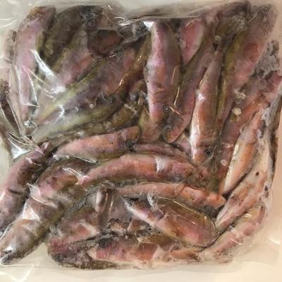 Seafood - доставка морепродуктов, морских деликатесов и рыбы в Обнинске, Москве: Барабулька черноморская (9-11 см) в/у