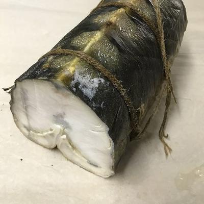Seafood Обнинск: Белуга горячего копчения слабосолёная